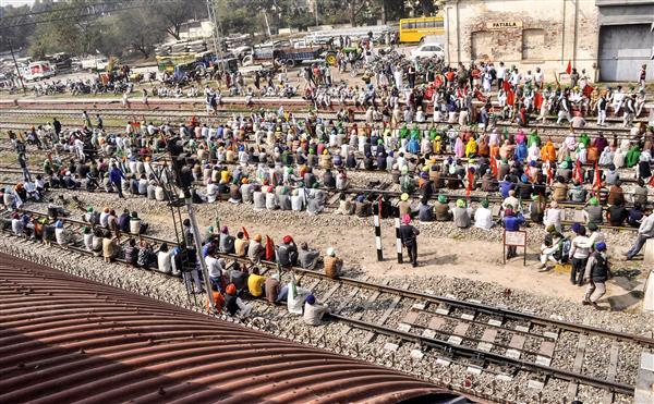Negligible impact of 'rail roko' call on train services: Railways
