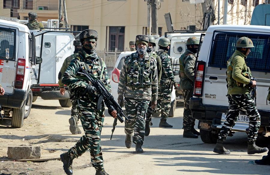Reprehensible, savage, act of cowardice: J-K leaders condemn killing of cops by terrorist