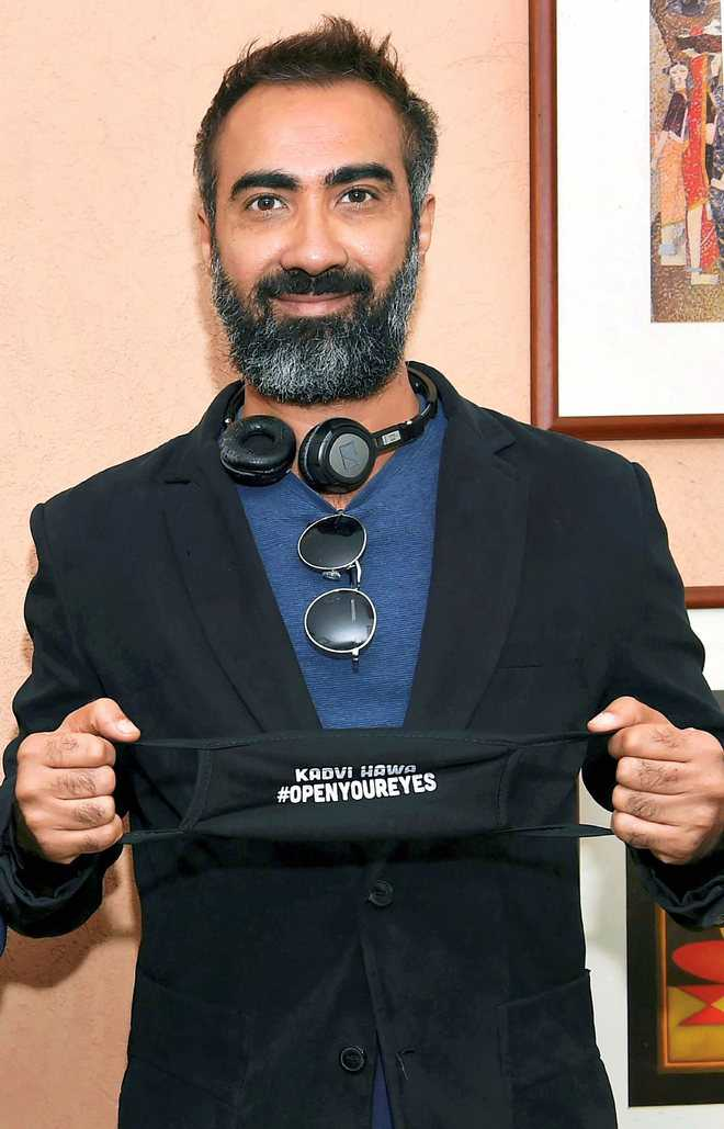 Actor Ranvir Shorey tests positive for Covid as cases rise in Mumbai