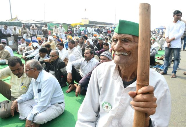 Farmers' protest: Unions to hold 'kisan mahapanchayats' across country in coming days