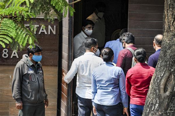 CBI examines TMC MP Abhishek Banerjee's wife in coal pilferage case