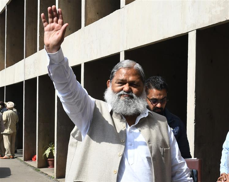 Twitter notifies Haryana minister Vij for tweet on Disha Ravi, but finds contents not subject to removal