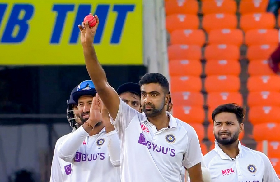 Ashwin's fairytale: Fourth Indian with 400 Test wickets