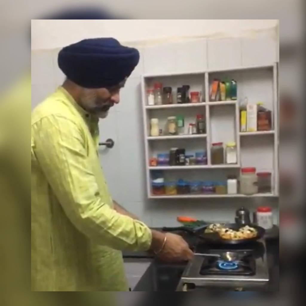 Guess General Dhillon's 'lazy Sunday' meal; 'Punjabis love it', says internet