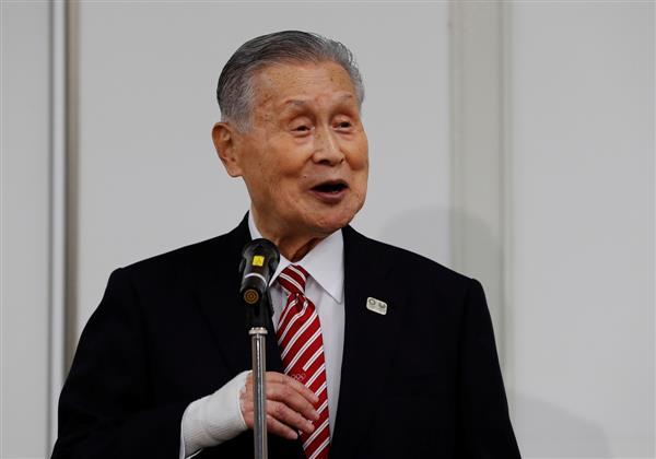 Despite sexism uproar, Tokyo Olympics chief Yoshiro Mori finds high-level support