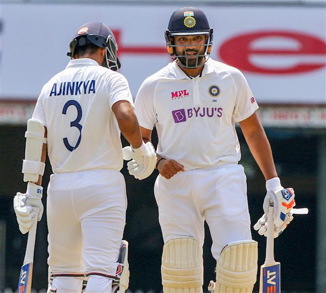 Good footwork and positive intent was the key: Rahane