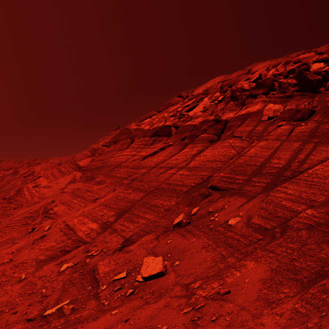 UAE publishes first photo from Mars probe