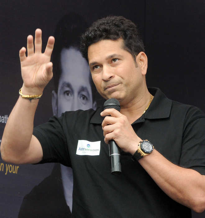 Sport does not recognise anything other than on-field performance: Tendulkar