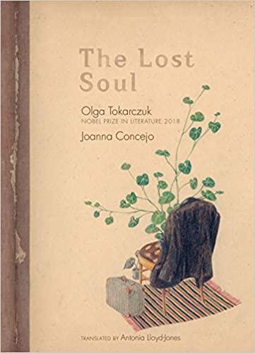Nobel laureate Olga Tokarczuk's art book hits bookstores