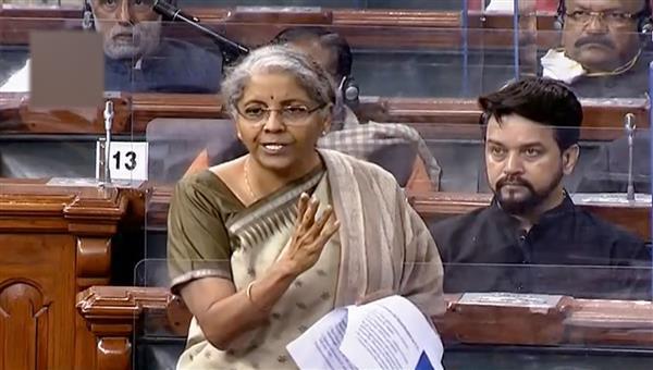 Rahul Gandhi becoming 'doomsday man' for India: Nirmala Sitharaman