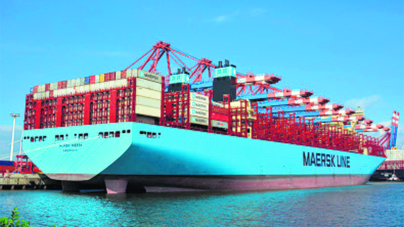 Flagging of vessels to ease container shortage