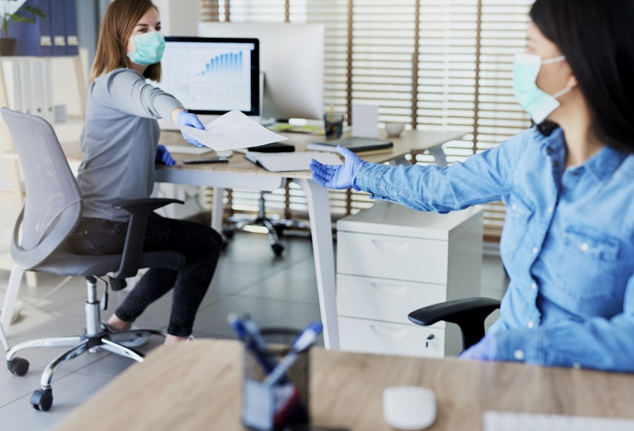 Negotiating new realities of workplace communication