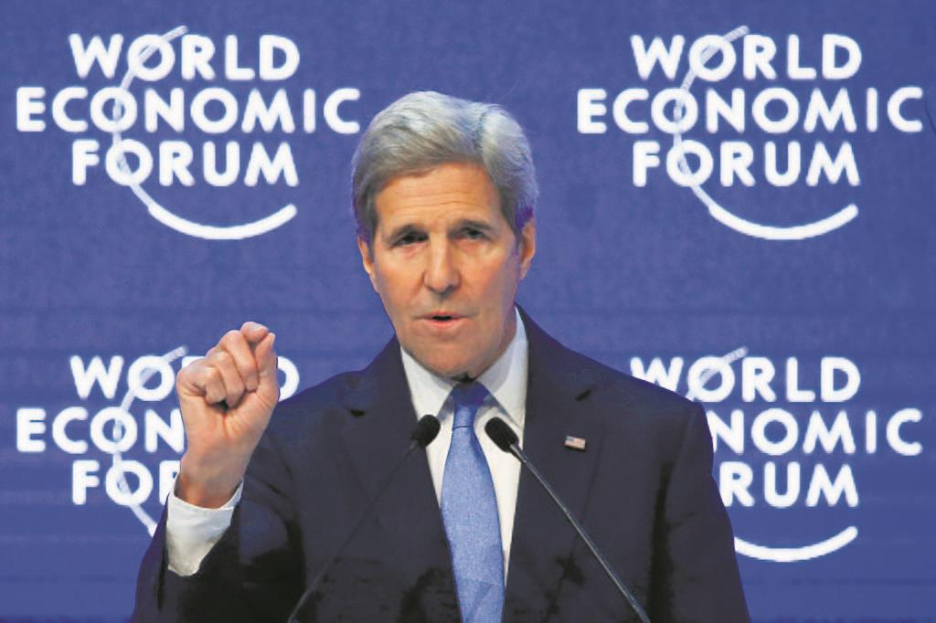 China, India, Russia must lower emissions: John Kerry