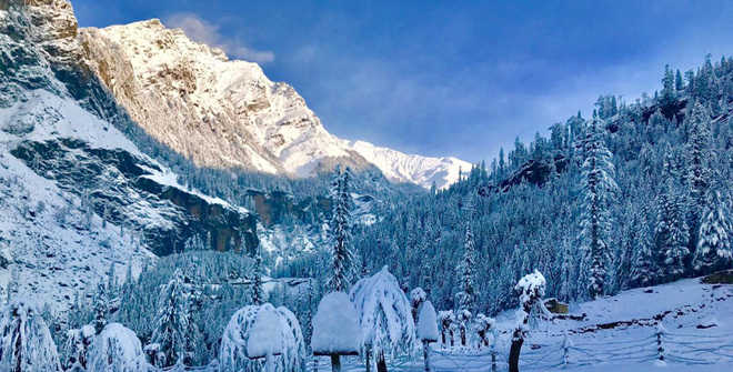 At 19°C, Himachal's Kalpa sees warmest February in 28 years