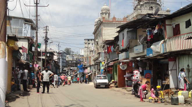 Shillong Sikhs oppose move to relocate them