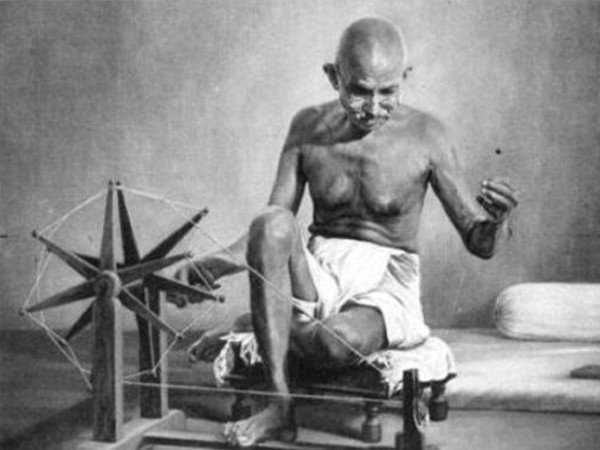 Tributes paid to Mahatma Gandhi in Houston