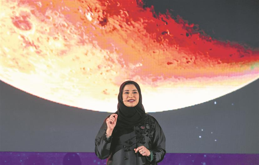 UAE's mission to Mars and the inspiring new role models