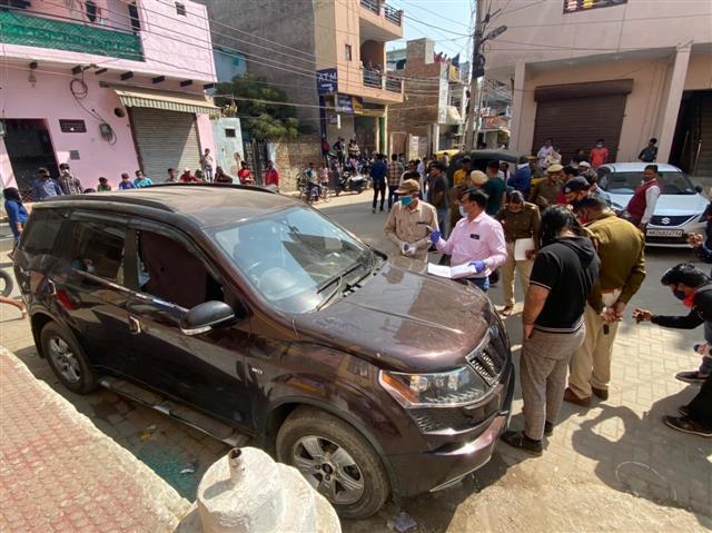 28-year-old man gunned down in shootout in Gurugram