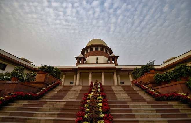 SC: Can't allow sexual harassment cases to be swept under carpet