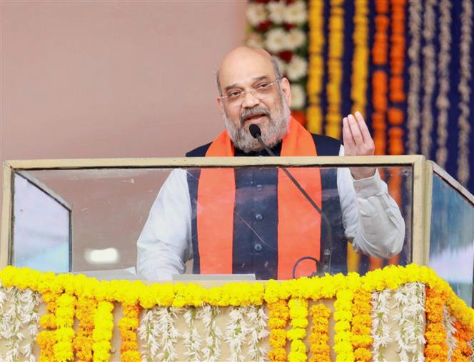 Social media platforms have to abide by Indian laws: Amit Shah