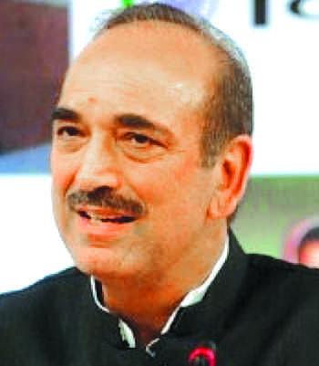 Ghulam Nabi Azad may seek re-election to Rajya Sabha from Kerala