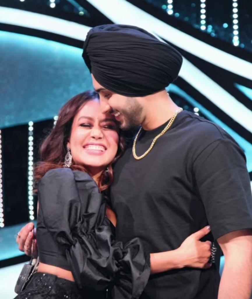 Neha Kakkar gets a special gift from Rohanpreet Singh on Rose Day; she shares a mushy post on Propose Day