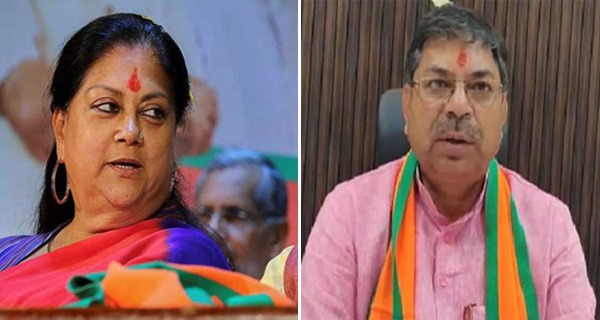 Parking becomes a prestige issue at Rajasthan BJP headquarters