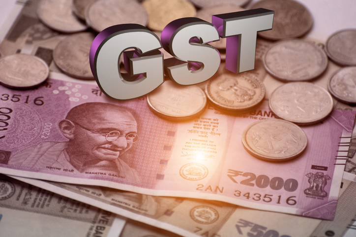 States' GST revenue shortfall may be lower by up to Rs 40,000 cr this fiscal
