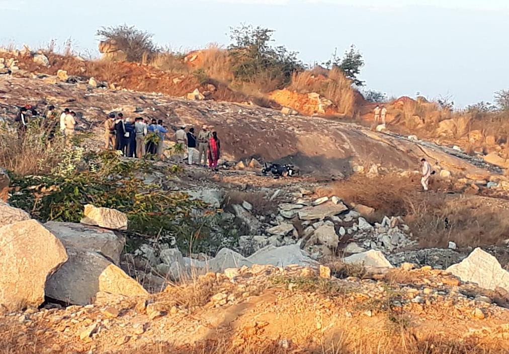 6 killed in Karnataka while disposing of explosives meant for quarrying