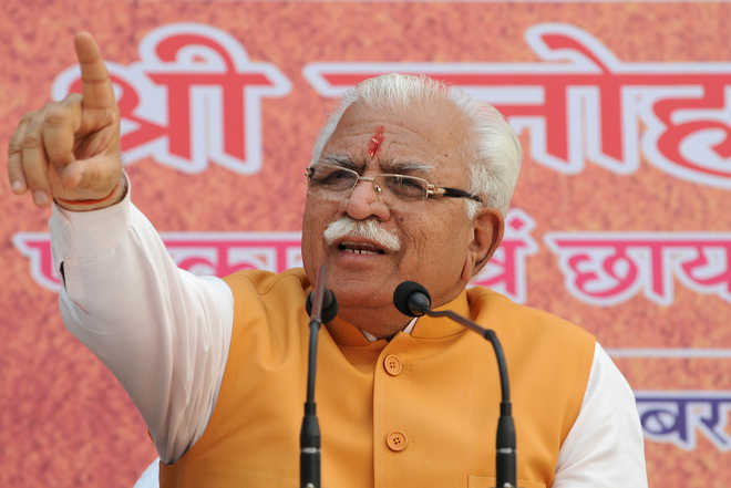BJP-JJP combine enjoys majority in Haryana Assembly: CM Khattar