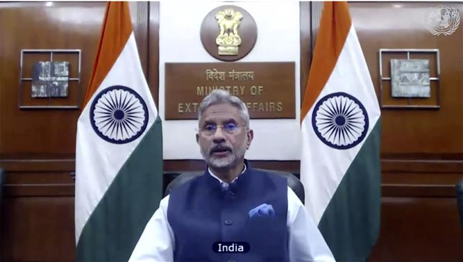 Jaishankar reviews LAC disengagement with Chinese FM