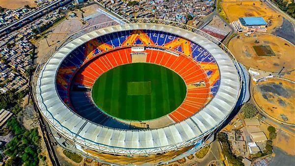 Gujarat's Sardar Patel stadium renamed after Narendra Modi