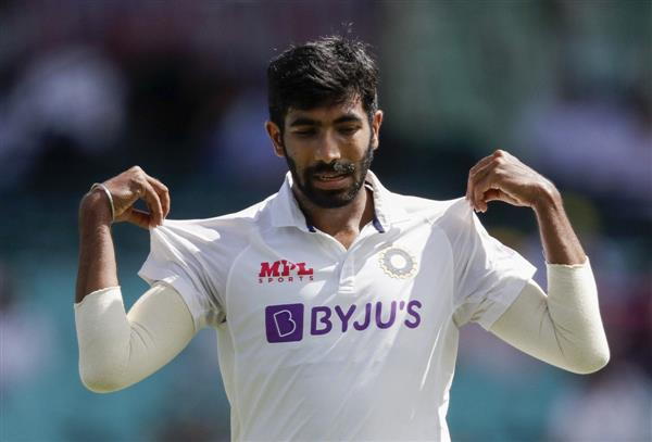 Jasprit Bumrah released from Indian Test squad due to personal reasons