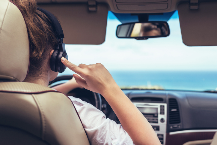 Here's why music is a must for young drivers