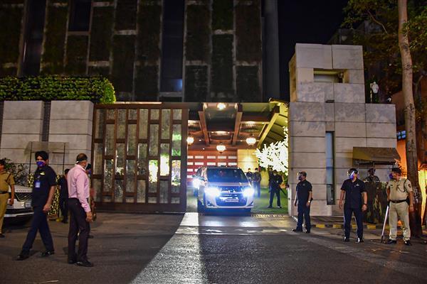 Jaish-ul-Hind claims responsibility of placing explosives- laden SUV near Ambani's house