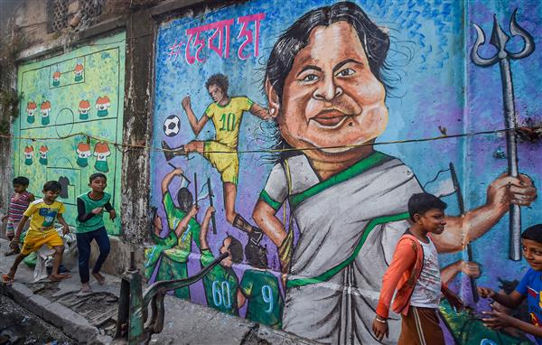 TMC likely to get 156 seats in Bengal, BJP 100 out of 294 seats: Survey