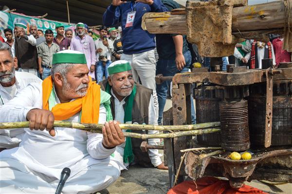 Farmers will gherao Parliament if govt doesn't repeal three agri laws: Tikait