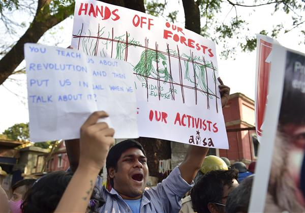 Toolkit case: Lawyer, green activist move HC for transit bail