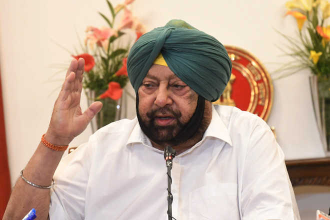 Punjab CM Capt Amarinder launches urban projects worth Rs 1,087 crore