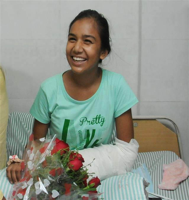 15-year-old Jalandhar girl to be honoured with National Bravery Award