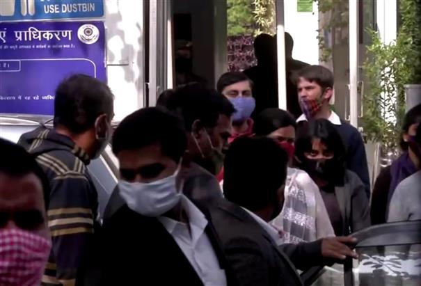The arrest of Disha Ravi