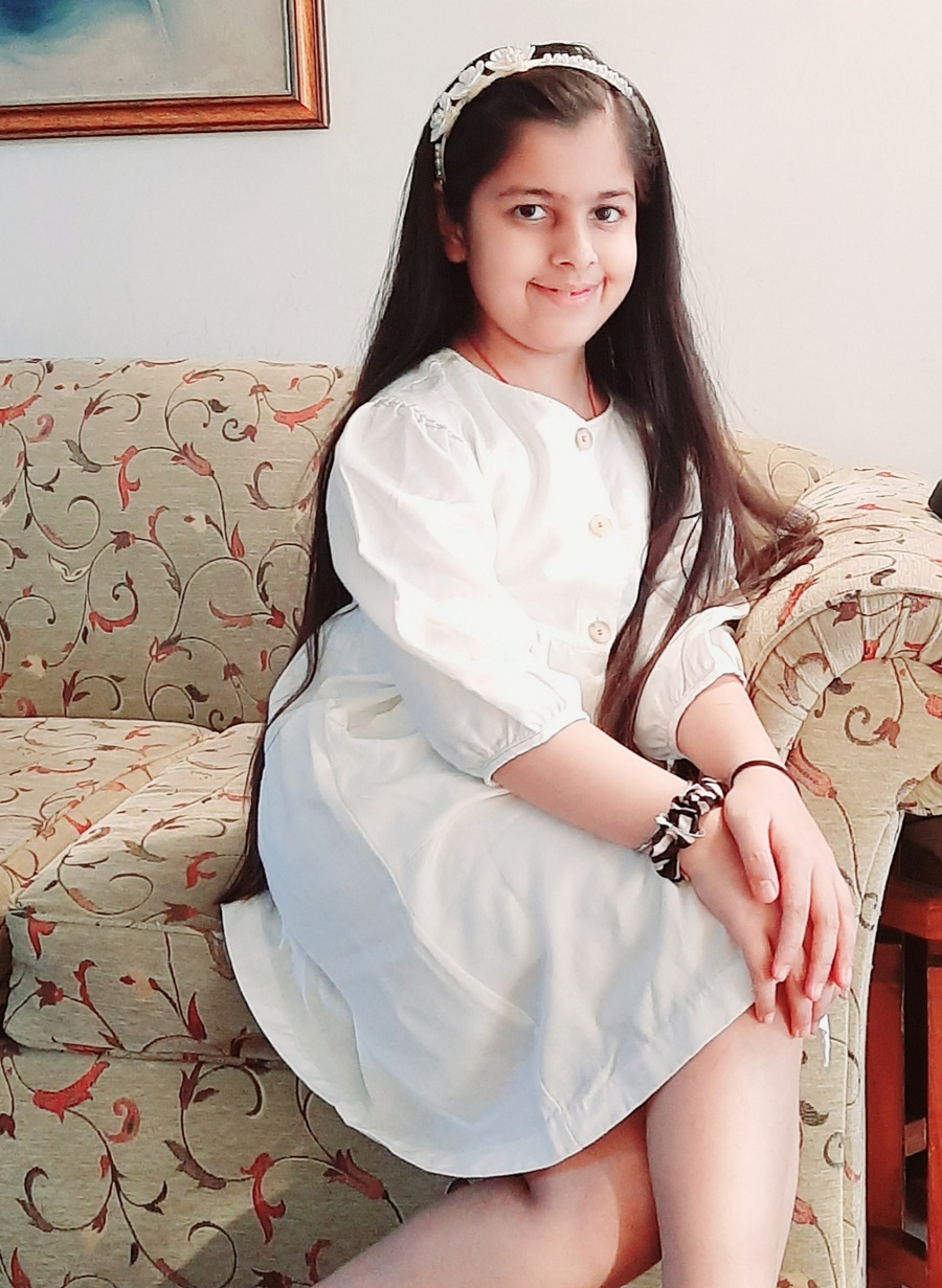 Ten-yr-old pens a collection of prose and poetry