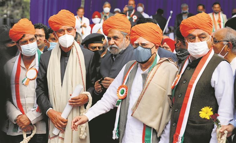 Party weakening, we'll strengthen it: Congress rebels