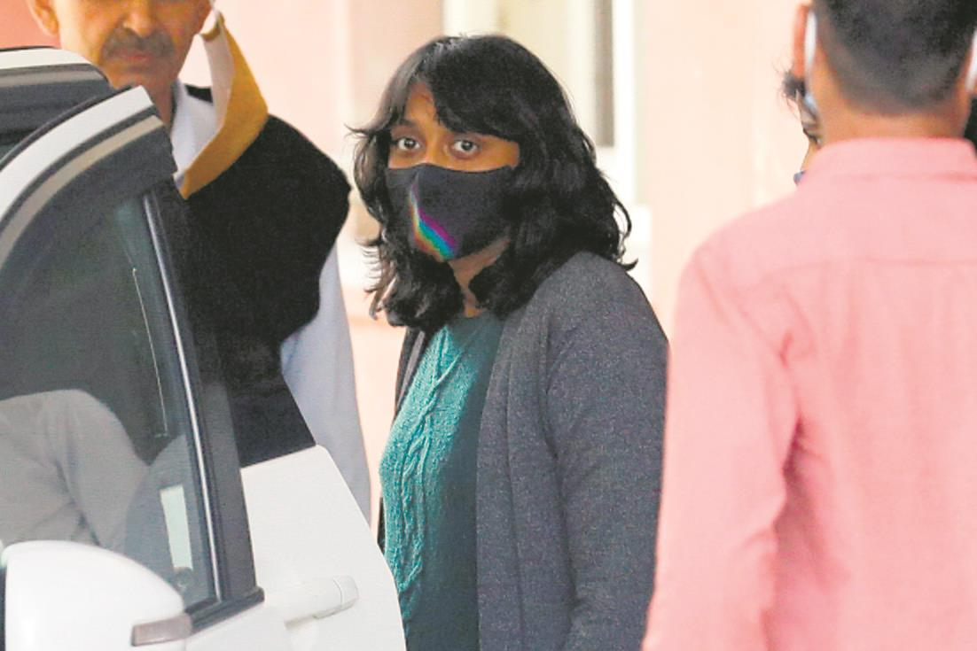 Court grants Disha bail, calls toolkit proof 'scanty, sketchy'