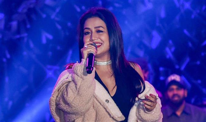 Neha Kakkar reveals she used to have anxiety because of bodily issues