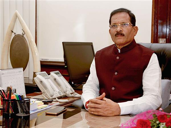 Almost recovered, will attend Parliament by March: Shripad Naik
