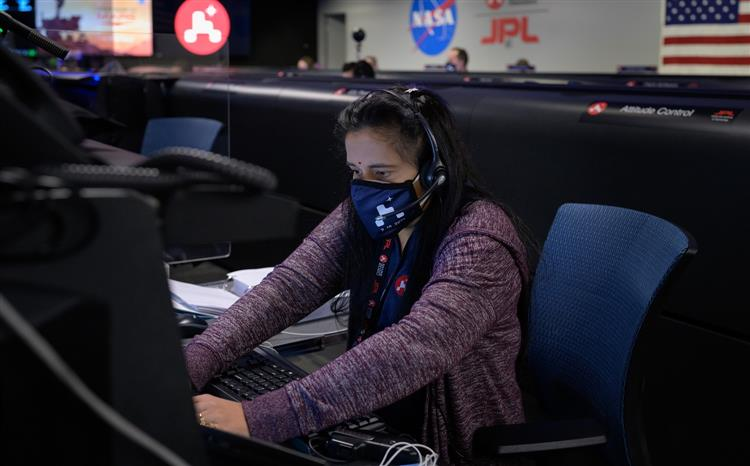 'Touchdown confirmed': Indian-American scientist helps NASA land rover on Mars