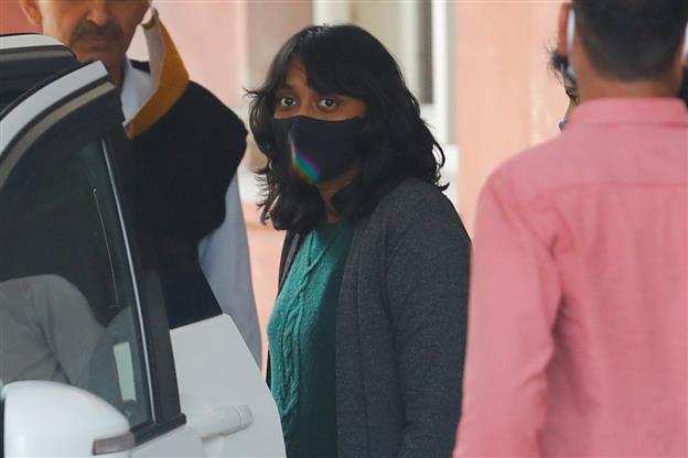 Bail for Disha Ravi