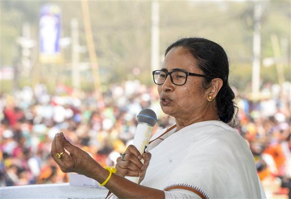 Mamata questions eight phases of West Bengal elections