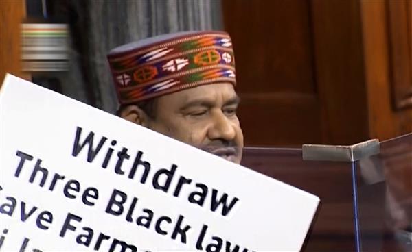 खेत के विरोध को संभालने पर विपक्ष कोनों, कानूनों को निरस्त करना चाहता है;  भाजपा का बचाव: